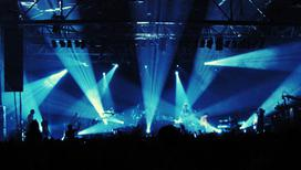 concert and rave lighting effects