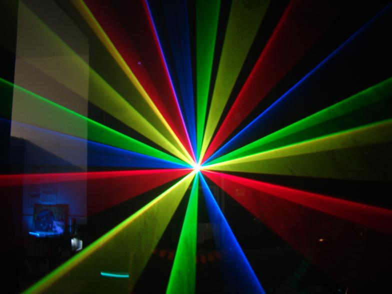 color lasers